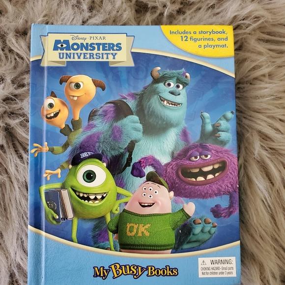 Disney Pixar Book